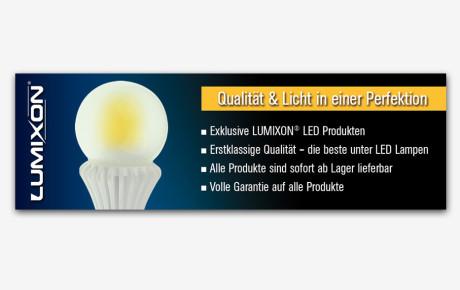 LED Produkte der Marke Lumixon