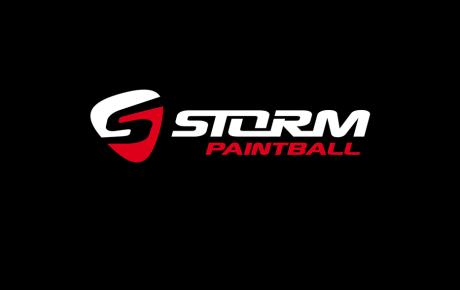 Storm Paintball Logodesign