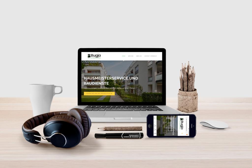 Bugja Service Webdesign Adreas Jedig