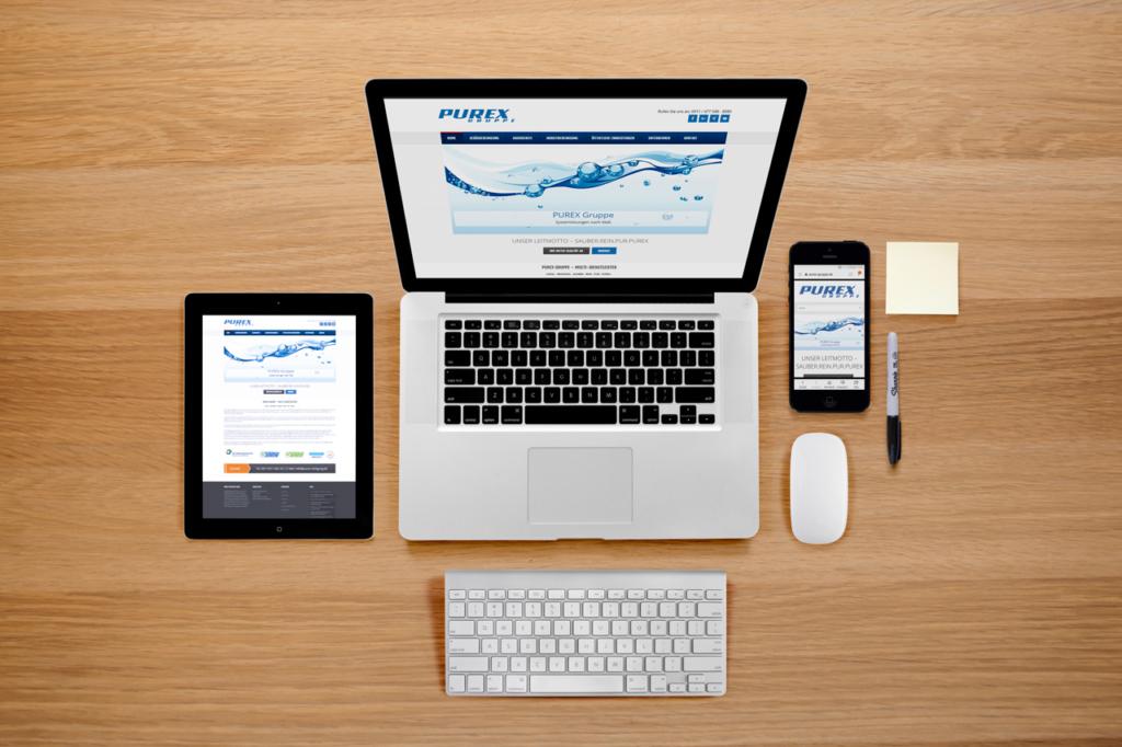 Purex Webdesign