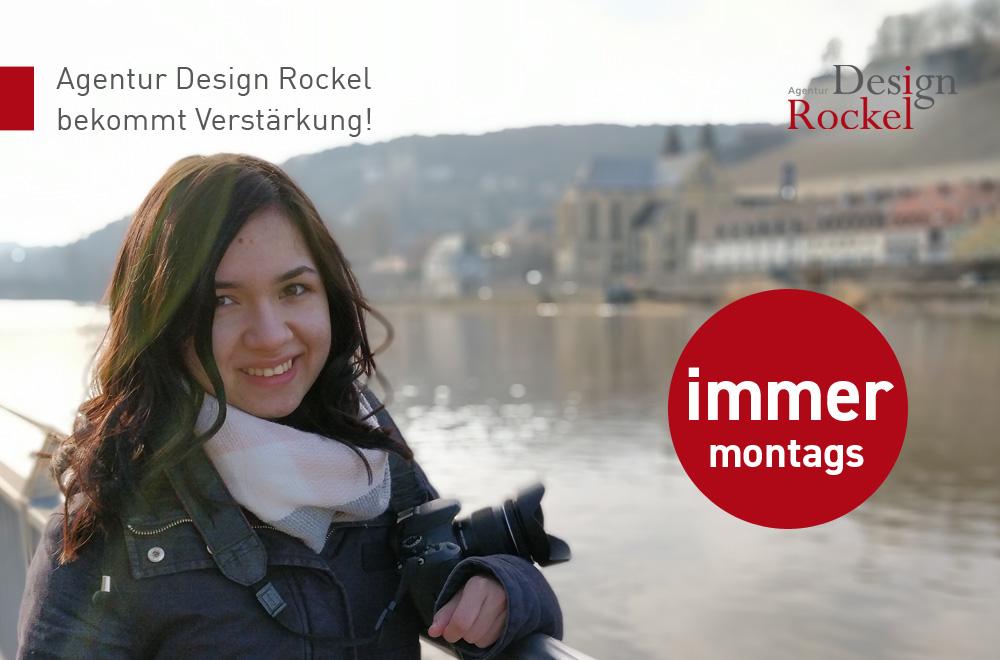 Agentur Design Rockel bekommt Verstärkung!