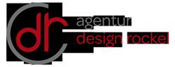 Agentur Design Rockel – Gestaltung von Web- und Printmedien – Großhabersdorf – Landkreis Fürth Logo
