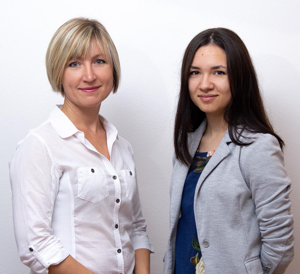 Team Agentur Design Rockel, Nadja und Karin Rockel