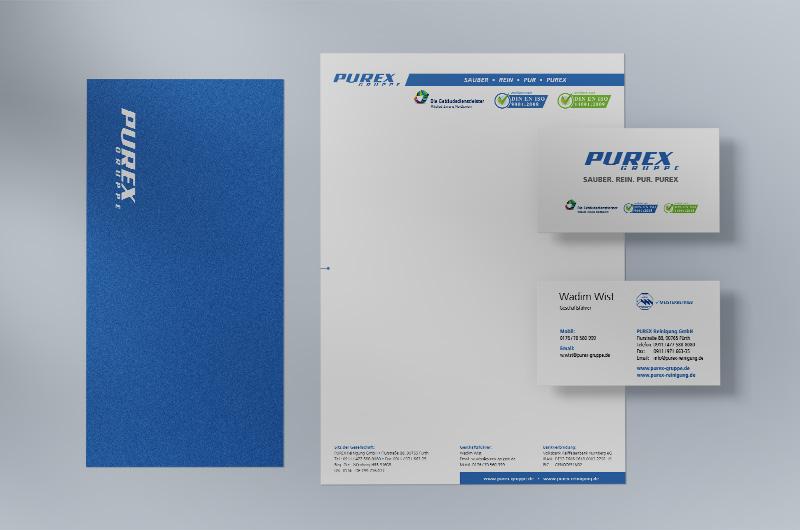 Briefpapier Wadim Wist Purex